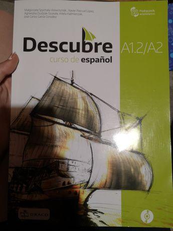 Hiszpański podręcznik i ćwiczenie dla liceum