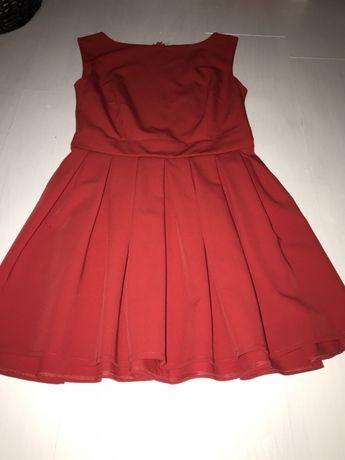 Sukienka czerwona Kartes