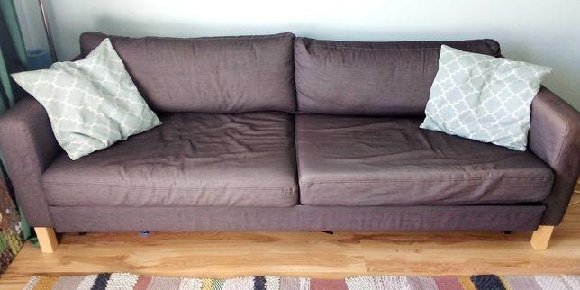 Sofa IKEA 3 osobowa, rozkładana z pojemnikiem na pościel