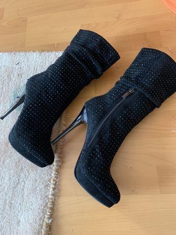 Сапоги,ботинки Antonio Biaggi 37 р/р