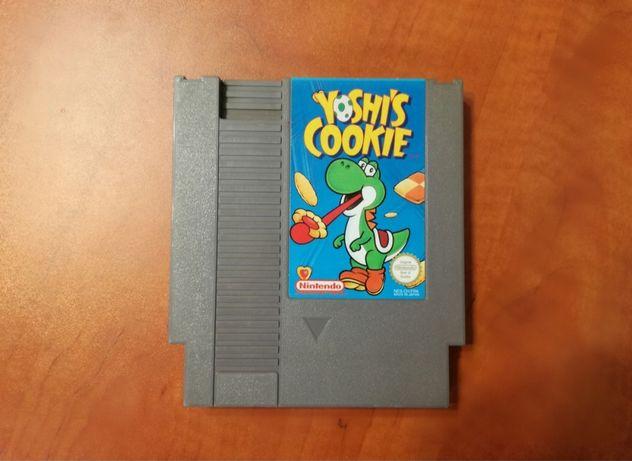 Nes Nintendo Yoshis Cookie