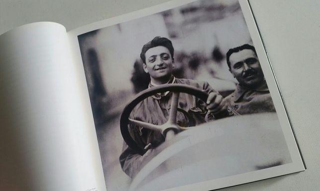 Książka Faszination Ferrari