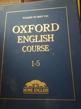 Oxford english course(nauka język angielski)