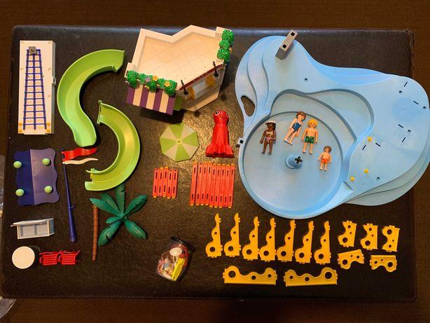 Playmobil Parque Aquatico - 70115 - Conjunto Grande