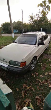 Форд скорпио, машина танк))