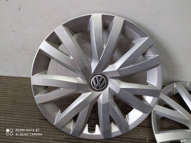 Komplet oryginalnych kołpaków VW najnowszy model