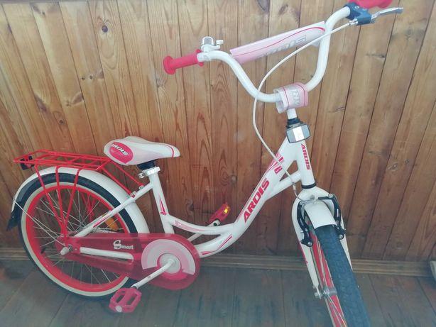 Велосипед для девочки 6-11 лет