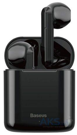Безпроводные наушники Baseus Encok W09 Black (NGW09-01)