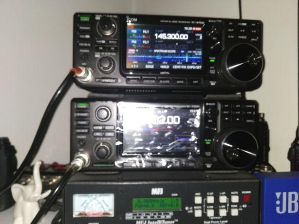 Icom 9700 i icom 7300