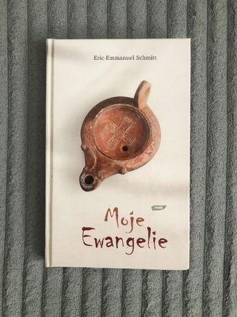 """""""Moje Ewangelie"""" Eric Emmanuel Schmidt"""