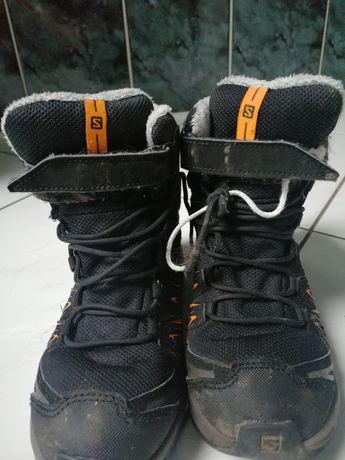 Buty dziecięce Salomon XA PRO