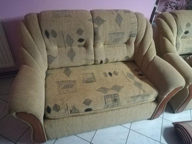 Kanapa sofa łóżko bardzo dobry stan