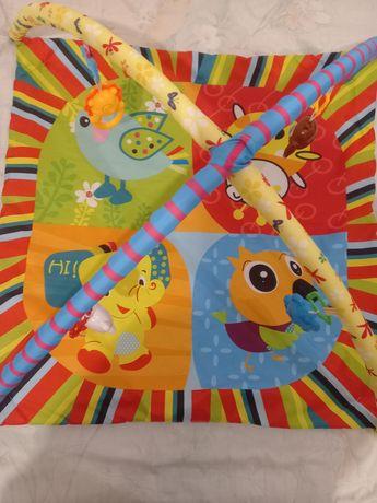 Игровой коврик для детей Lindo