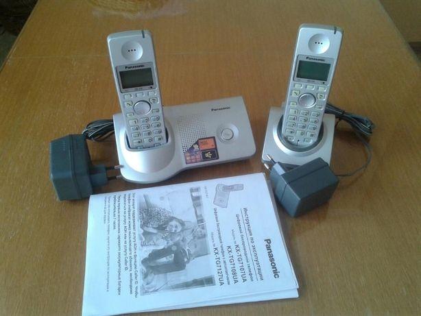 Цифровой беспроводной телефон KX-TG7107UA