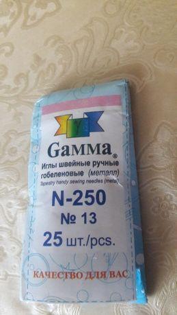 Иглы гобеленовые Gamma №13