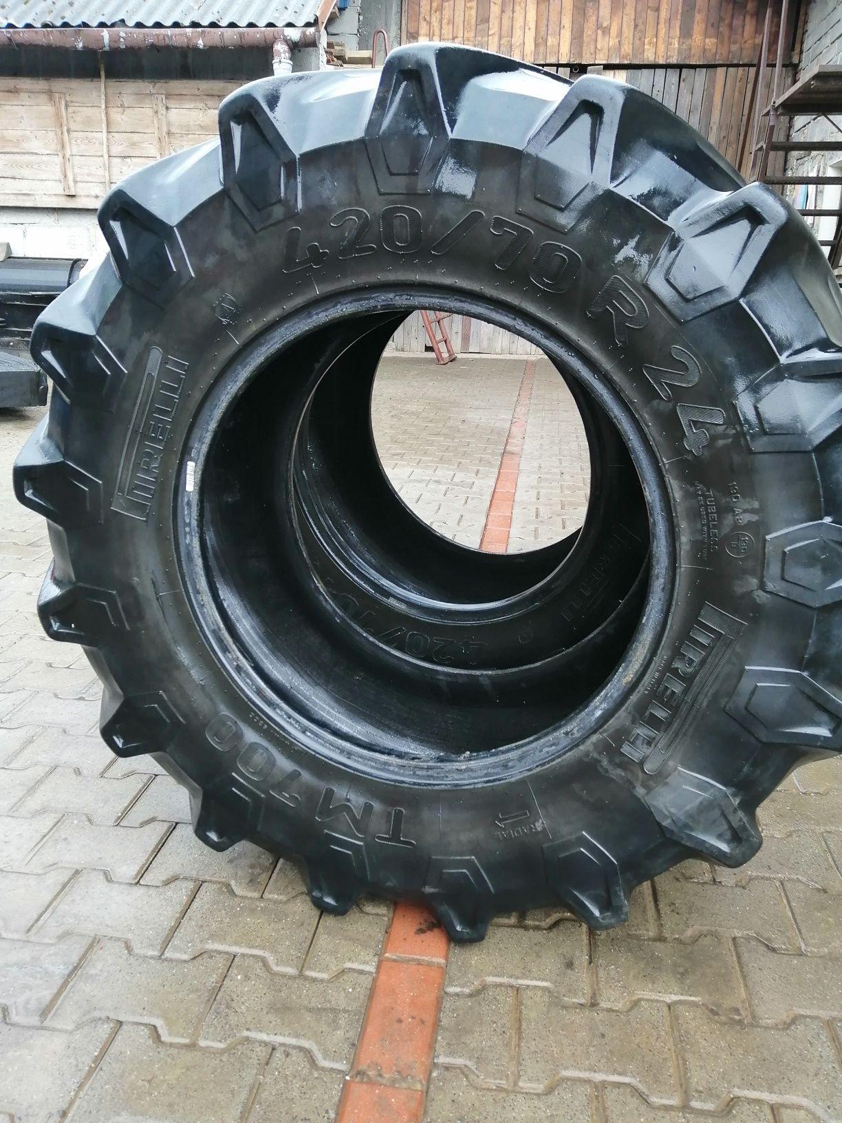 Opony rolnicze 420 70R24 Pirelli