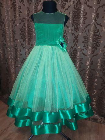 Платье сукня, на выпускной, праздничное, нарядное, на утренник