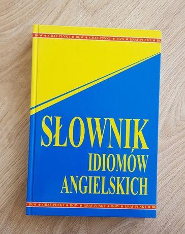angielsko-polski słownik idiomów