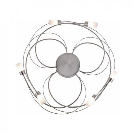 Nowoczesna lampa sufitowa LED ściemniacz Paul Neuhaus NELIA 8250-55