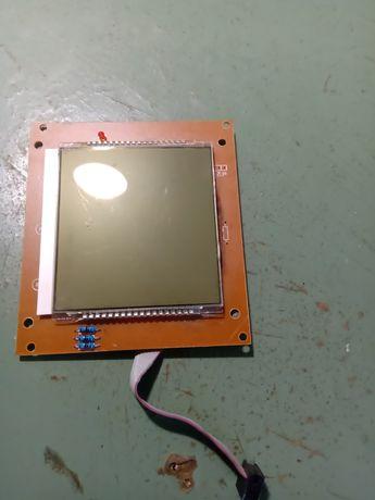 Екран на электронные весы