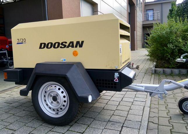 Kompresor sprężarka DOOSAN 2 m3/min