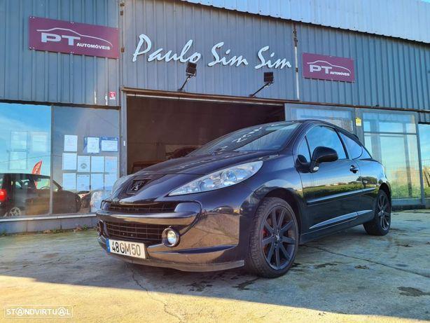 Peugeot 207 1.6 THP 16V Rally