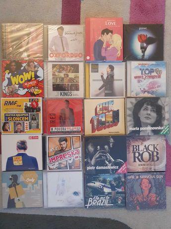 20 cd w folii Wyprzedaje swoja prywatna kolekcje