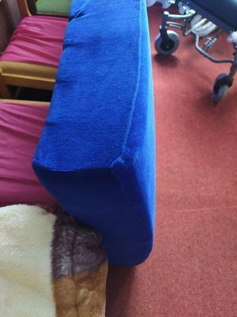 Materac do łóżka rehabilitacyjnego plus kòłko odleżynowe gratis