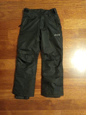 Spodnie zimowe, narciarskie Martes w rozmiarze 122