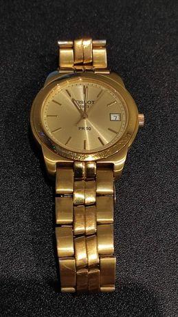 Часы Tissot pr50 j376/476K оригинал швейцария сапфировое стекло