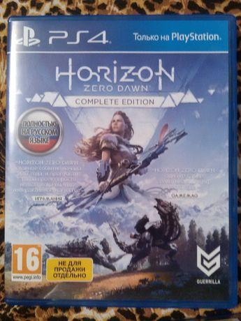 Игра Horizon Zero Dawn PS4/ПС4