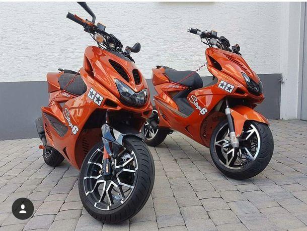 ремонт мототехніки скутерів квадроциклів