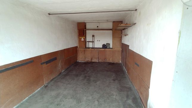 Garaż Andersa Sosnowiec