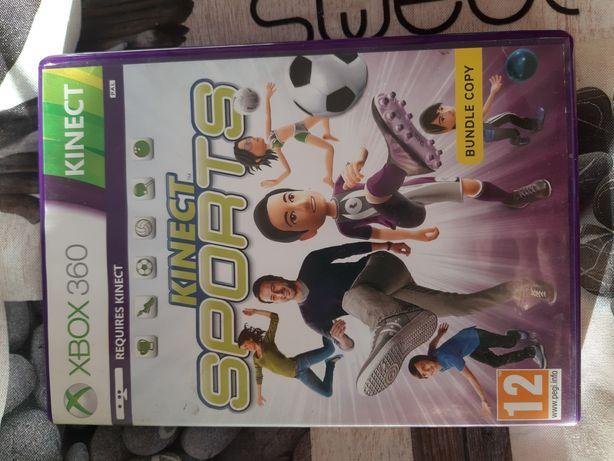 Kinect sport gra na x box 360