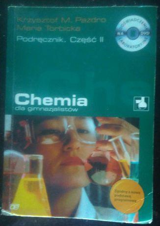 Chemia dla gimnazjalistów część II Krzysztof M. Pazdro Maria Torbicka