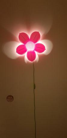 Lampka ścienna do pokoju dzieciecego