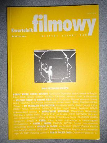 Kwartalnik filmowy nr 34 Kino przełomu wieków