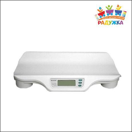 Детские электронные весы Малятко