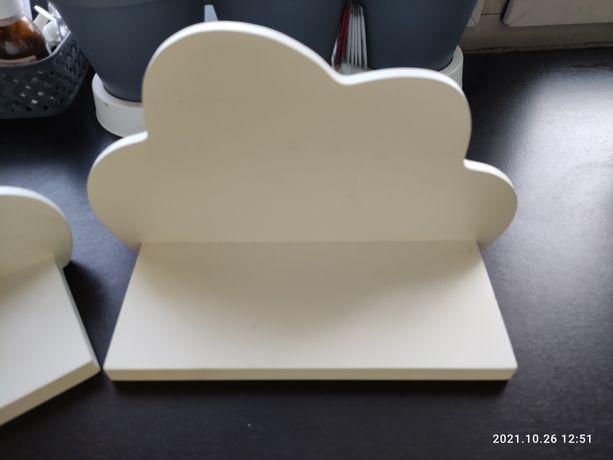 2xpolka w kształcie chmurki