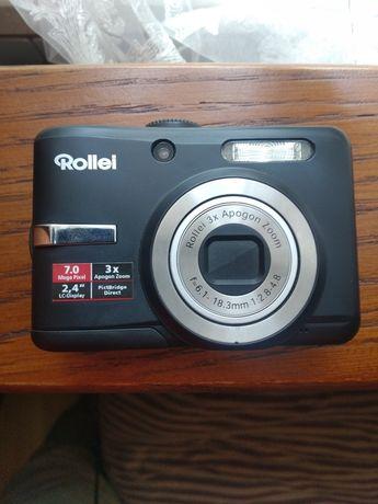 НОВИЙ. Цифровий фотоапарат Rollei 7мп.