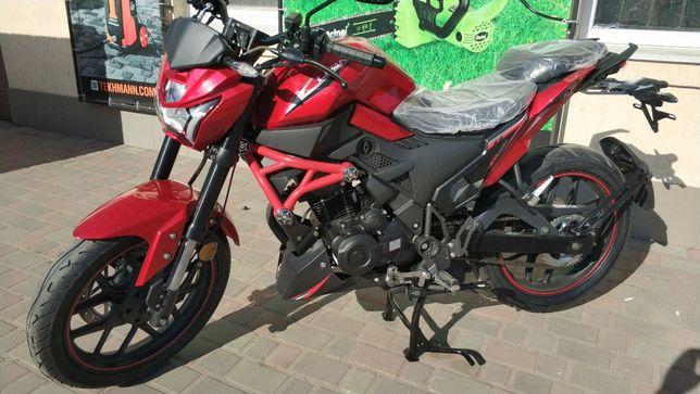Мотоциклы, Дорожный мотоцикл Lifan SR200