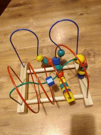 Drewniana zabawka. Ikea.