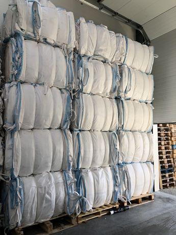 BIG BAG BAGI BEGI worki na ziarno zboże 90/90/180 cm mocne uchwyty