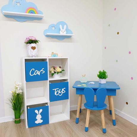 Шкаф-стеллаж для игрушек