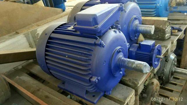 Электродвигатель 5.5 квт,7.5,11,15,18,22,30,37,45,55,75 електродвигун