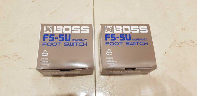 BOSS FS-5U FOOTSWICH - nowy - przełącznik nożny jednokanałowy