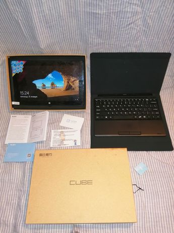 Віндовс планшет Cube i10 DDR3-2Gb/32Gb стан майже ідеал
