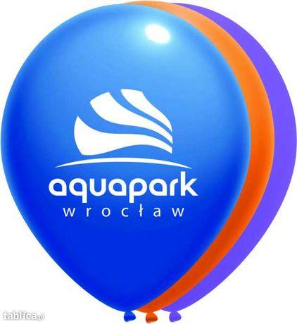 Balony Reklamowe Nadruki na Balonach Napełnianie helem i powietrzem