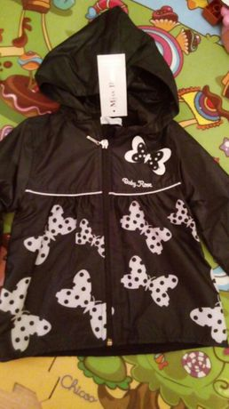 Новый плащ-курточка (дождевик)