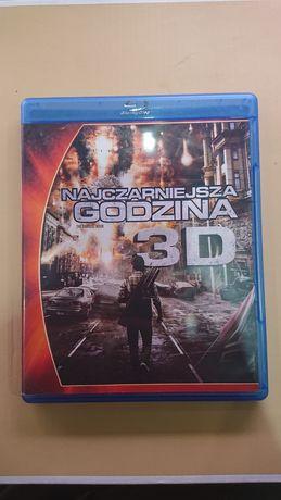 Najczarniejsza godzina 3D Blu-ray BD tanio!
